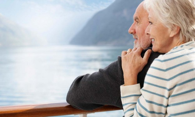 retire on a cruise ship