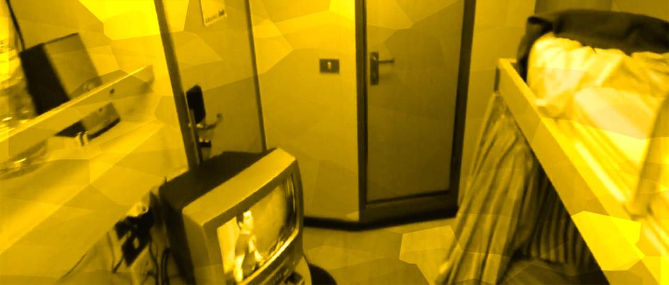 cabin quarters