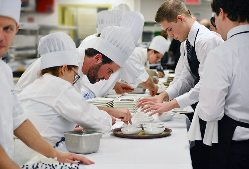 Challenges of cruise ship chefs jobs