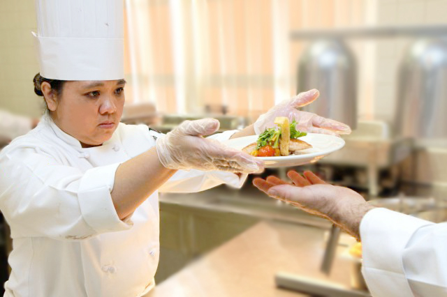 Food safety rules for Cruise Ship Crew