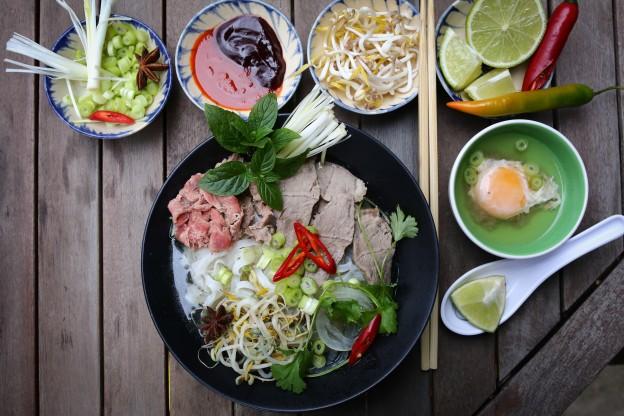 oriental cooking on board