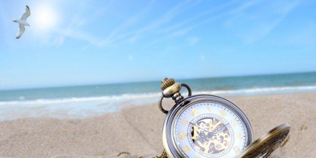 Telling Time At Sea
