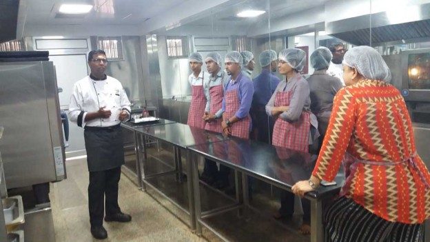 Cooking with Masterchefs at ACCLA