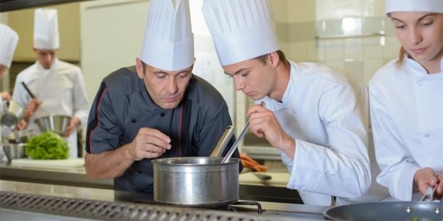 Secrets of a cruise ship kitchen