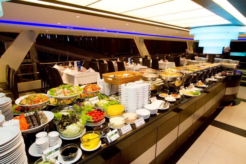 Food habits on a cruise ship - American College Of ...